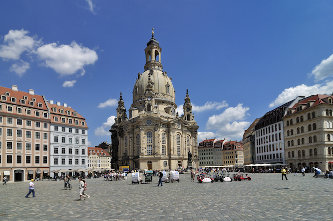 Frauenkirche | photo © LHD, Frank Exß